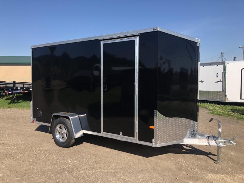 2020 NEO Trailers 6X12 Aluminum Enclosed Cargo Trailer