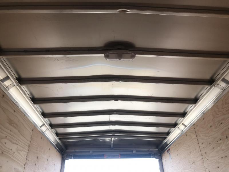 2020 Triton 7X14 Aluminum Enclosed Cargo Trailer