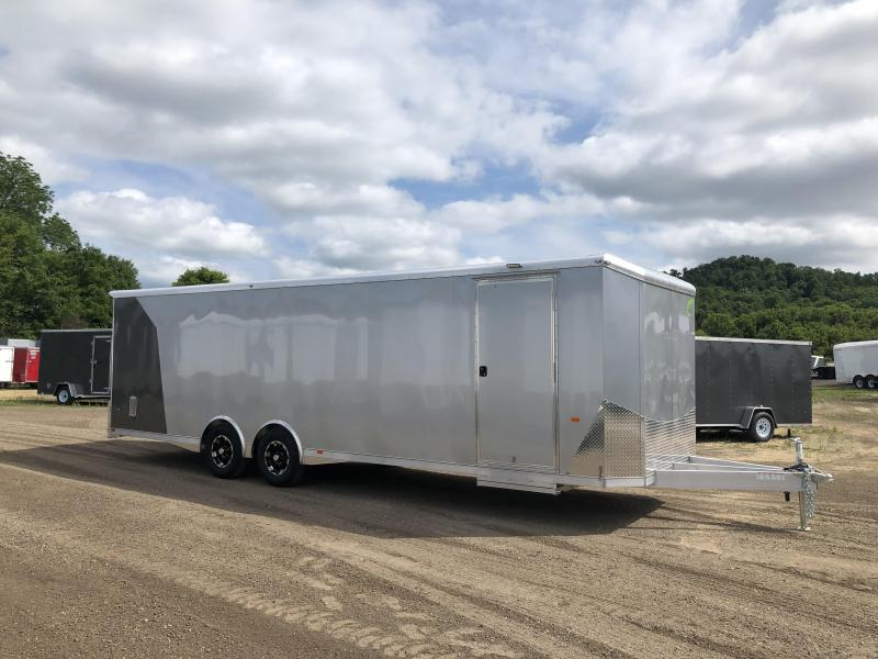 2020 NEO Trailers 8.5X28 Aluminum Enclosed Cargo Trailer