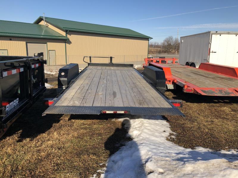 2019 Big Tex Trailers 83X20 Tilt Deck Equipment Trailer