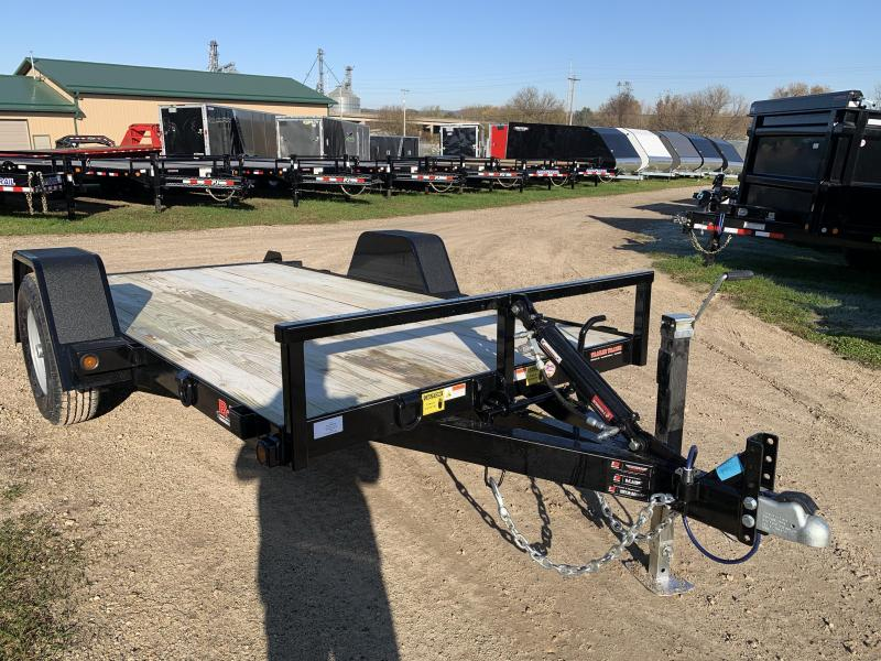2020 B-B 6X12 Tilt Deck Equipment Trailer