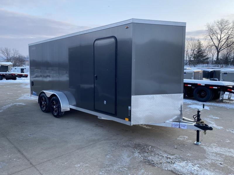 2020 Legend Manufacturing 7X18 Thunder Aluminum Enclosed Cargo Trailer