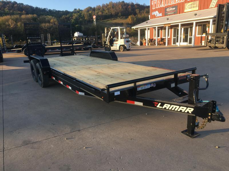 2020 Lamar Trailers 83X22 Car Hauler