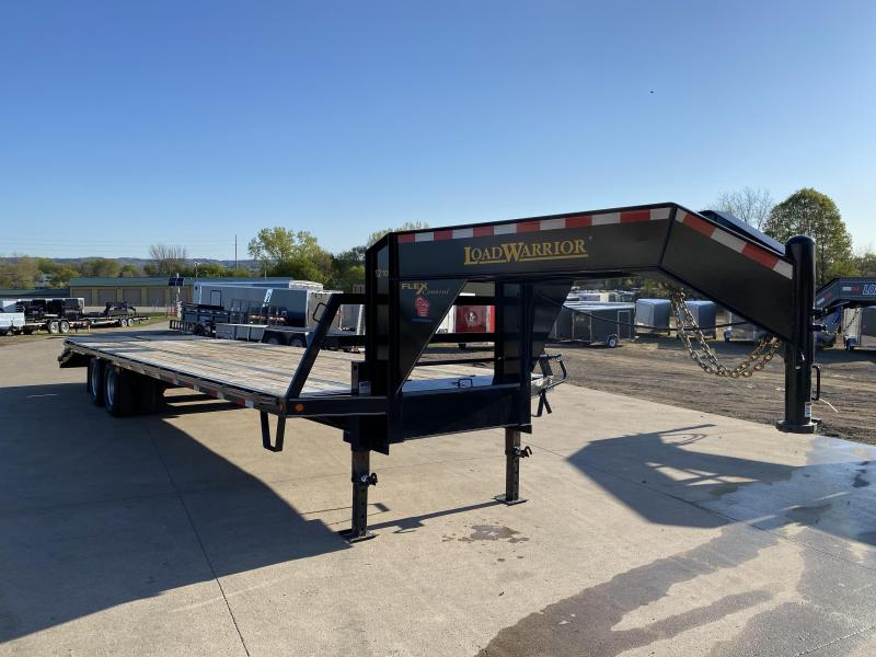 2018 Diamond T 102X32 Deckover Equipment Trailer