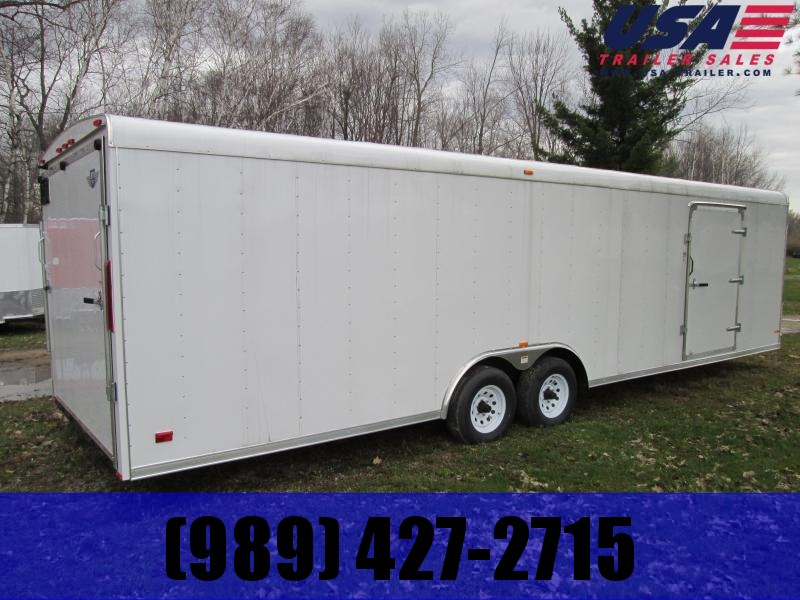 2020 MTI Trailers 8.5X20 10K Enclosed Cargo Trailer