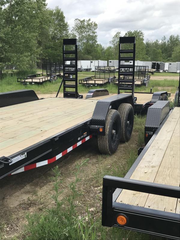2019 Load Trail CH 83 x 18 Car / Racing Trailer