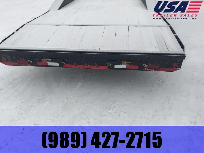 2019 Load Trail GC 26 14K GOOSE NECK Equipment Trailer