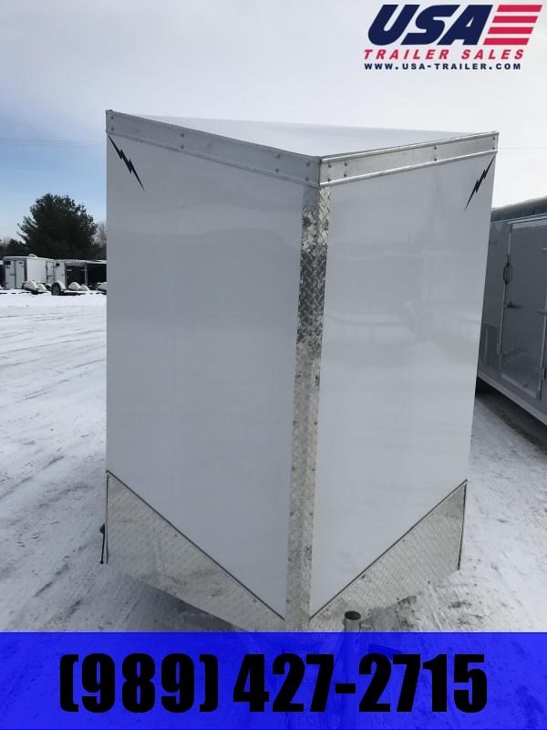 2020 Lightning Trailers 5 x 10 Enclosed Cargo Trailer