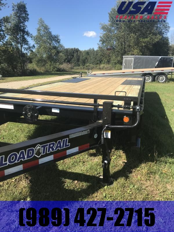 2020 Load Trail 22 Tilt Equipment Trailer