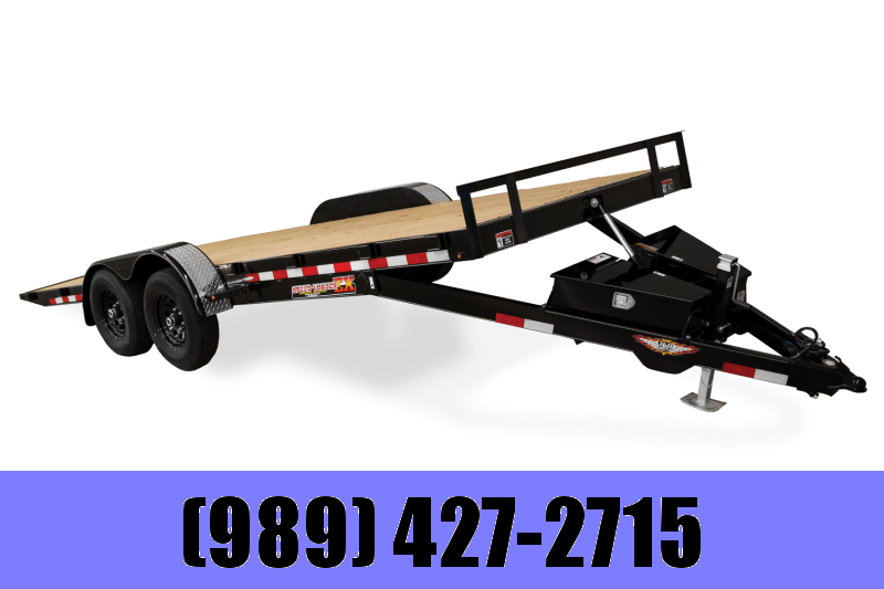 2020 H and H Trailer H8220MX-100 Car / Racing Trailer