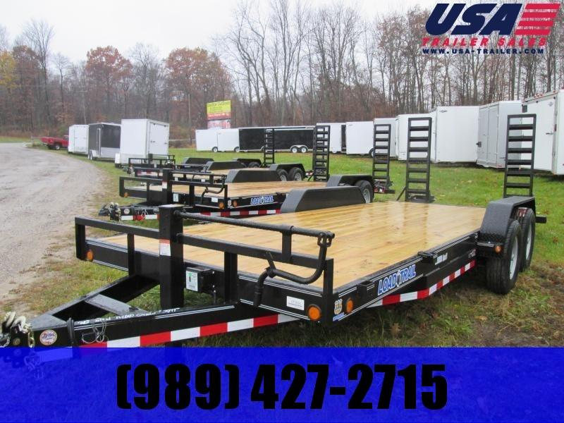 2019 Load Trail CH8316052 Equipment Trailer