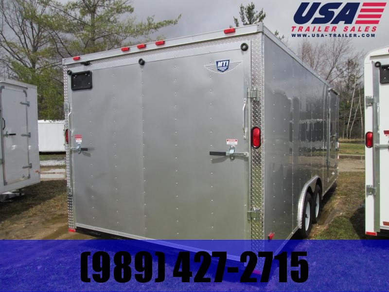 2020 MTI Trailers 8.5 x 20 7K Enclosed Cargo Trailer