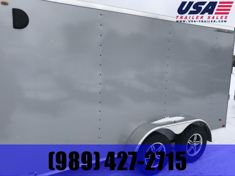 2019 MVM7 7X14TA2 Enclosed Cargo Trailer