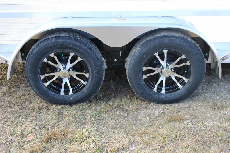 2020 H and H Trailer H8220TRSA-070 Utility Trailer