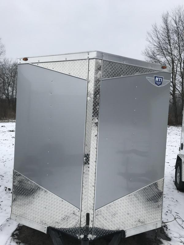 2020 MTI Trailers 6x10  Enclosed Cargo Trailer