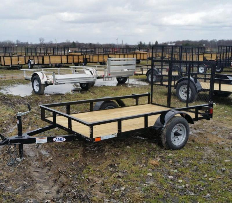 5 x 8 A.M.O. Landscape Light Duty Trailer
