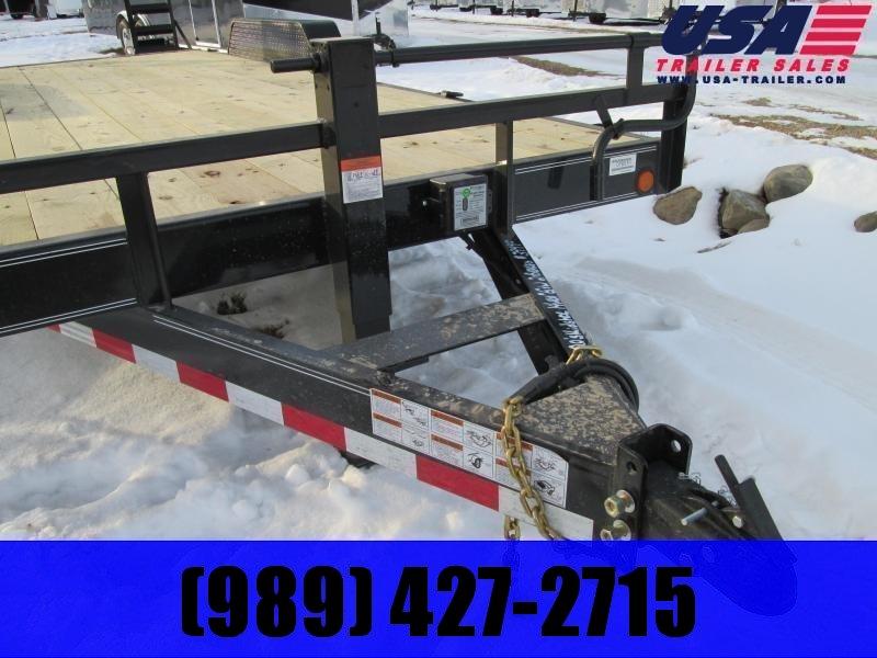 2019 Load Trail ch 18 Equipment Trailer