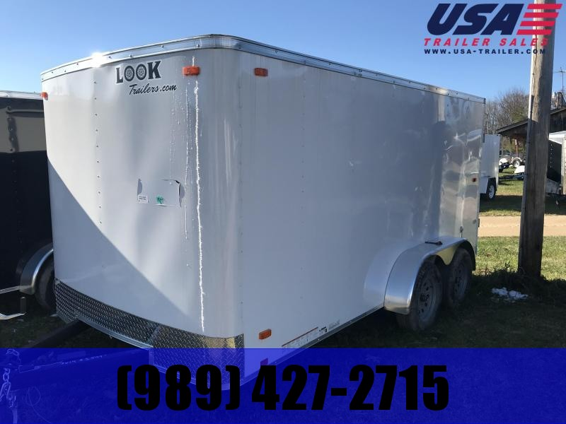 2019 Look Trailers STLC7X16TE2 Enclosed Cargo Trailer