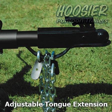 Hoosier TA700 N Pontoon Trailer
