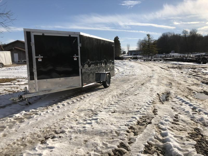 2021 Lightning Trailers 7X17 Snowmobile Trailer