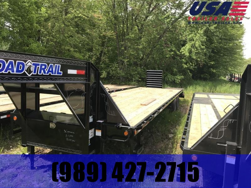 2019 Load Trail GH 36 Goose Neck 22K Equipment Trailer
