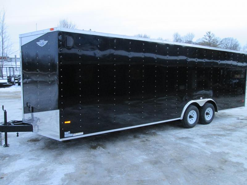 2020 MTI Trailers 8.5 x 28 10K Enclosed Cargo Trailer