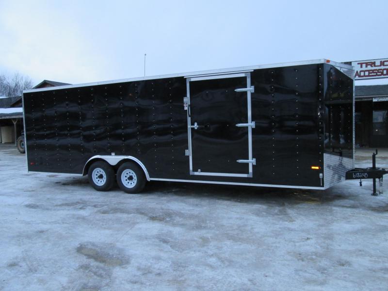 2020 MTI Trailers 8.5 x 28 10K Enclosed Cargo Trailer