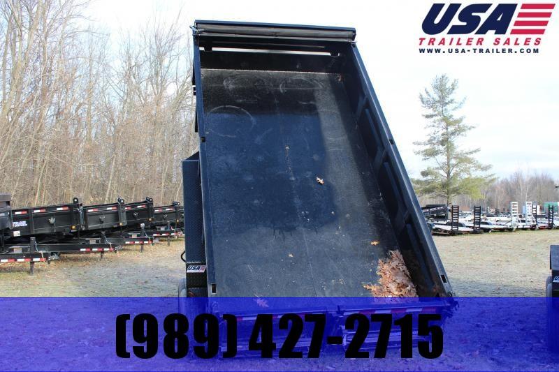 2020 Load Trail 83X16 GOOSENCK Dump