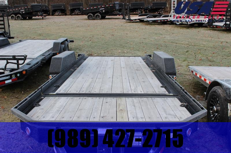 2019 Load Trail 20 Tilt Equipment Trailer