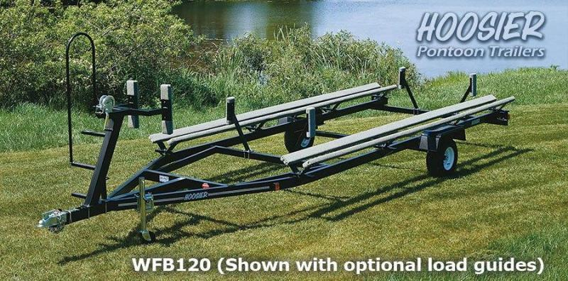 Hoosier WFB224 Pontoon Trailer
