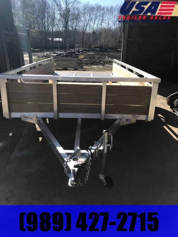 "2020 H and H Trailer 82"" x 12' Utility Trailer"