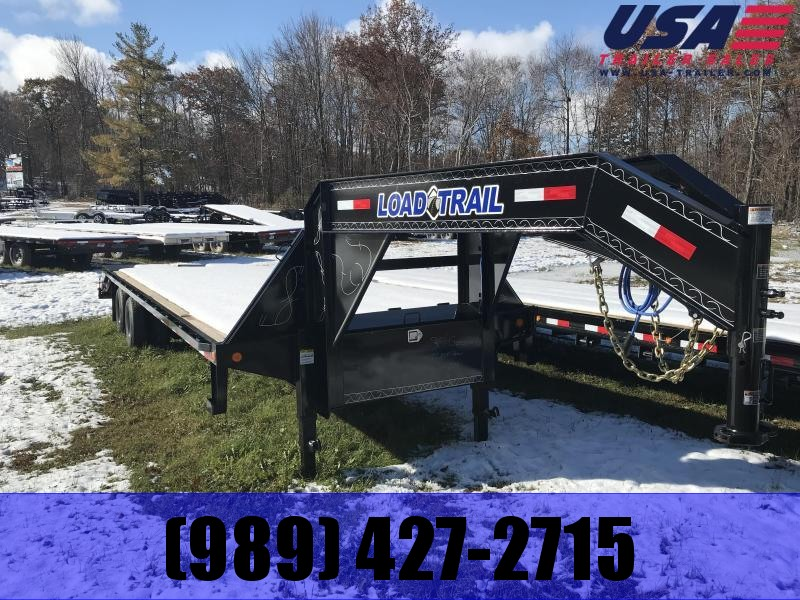 2020 Load Trail GH 30 22 K Goose Neck Equipment Trailer