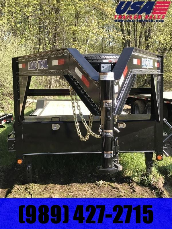 2020 Load Trail GH 30 22 K Goose Neck Equipment Trailer