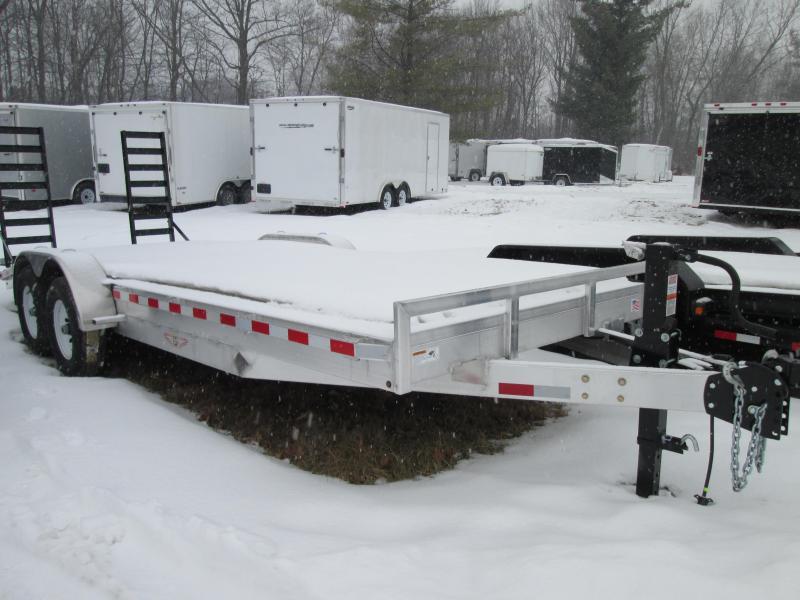 2020 H and H Trailer H8220 Equipment Trailer