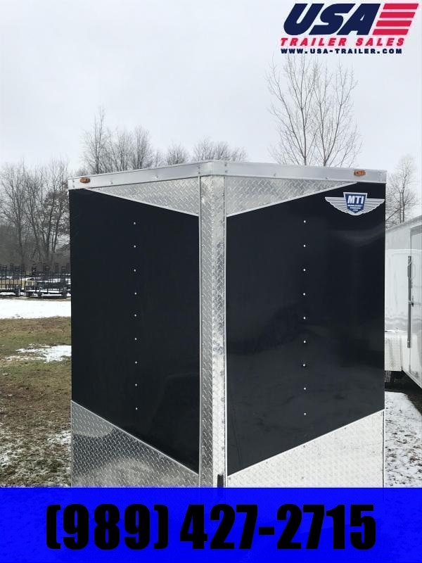 2020 MTI Trailers 6x12 Enclosed Cargo Trailer