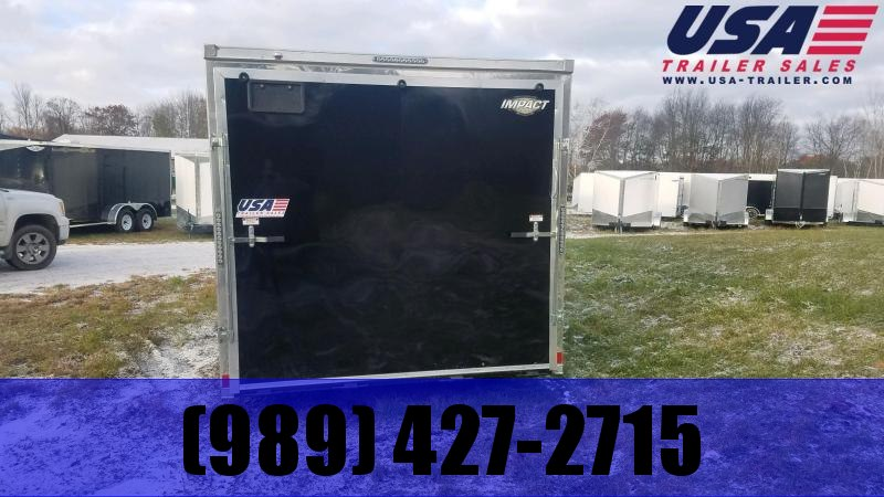2019 Impact Trailers 8.5x24 10000 GVW Enclosed Cargo Trailer