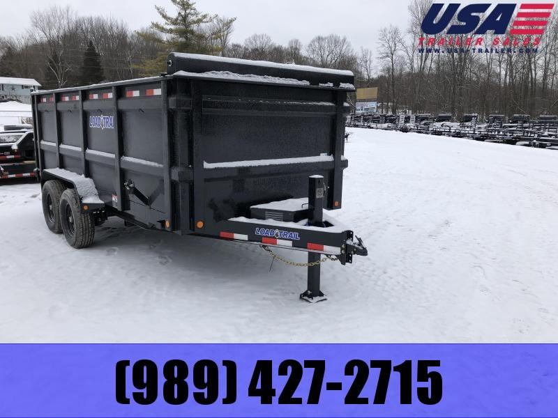 2020 Load Trail 83X16 DUMP Dump Trailer