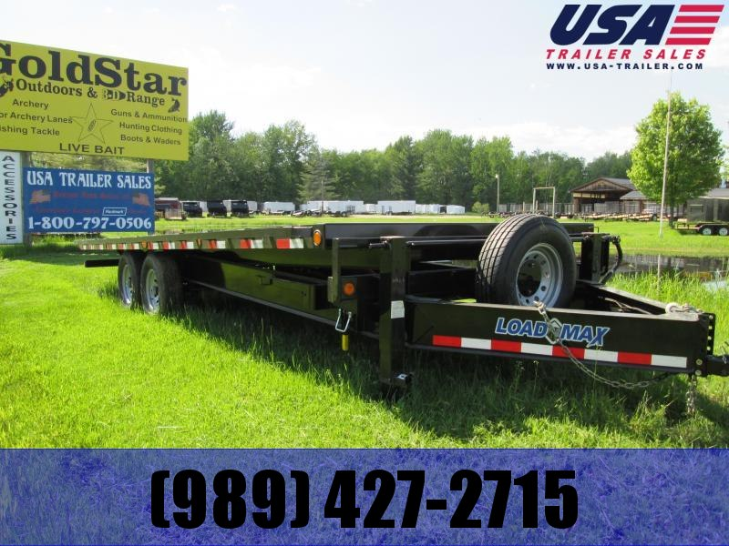 2020 Load Trail 102X22 TILT Equipment Trailer