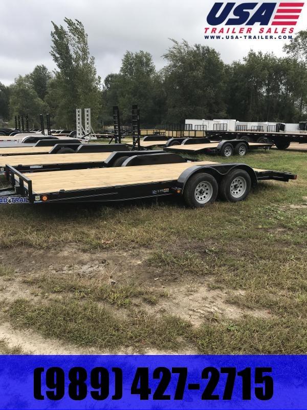 2019 Load Trail 16 OPEN CARHAULER Car / Racing Trailer
