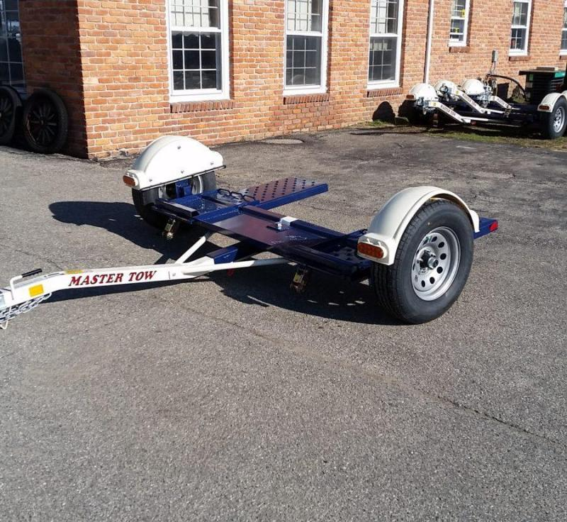 80T Master Tow Car Dolly W/Electric Brakes