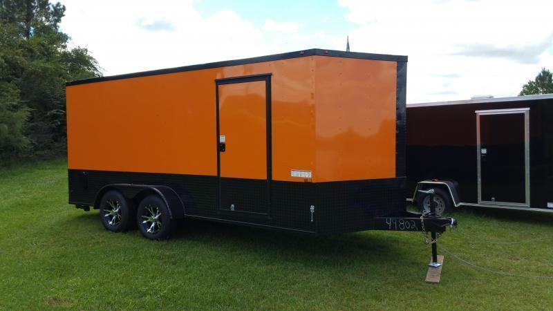 "2020 Down 2 Earth Trailers DTE7612G29 (76""X12')Dovetail Utility Trailer"