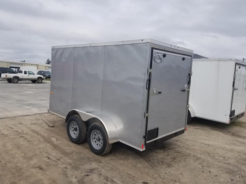2020 Rock Solid Cargo 6x12 TA Enclosed Cargo Trailer