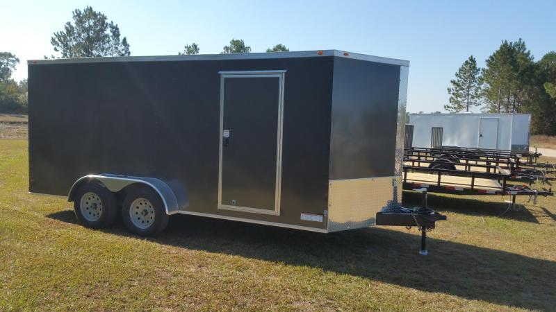 "New 82""x24' Down 2 Earth Equipment Trailer 14K GVWR"