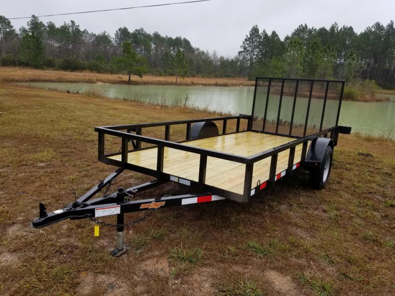 New 6x12-5200lb Down 2 Earth Dump Trailer