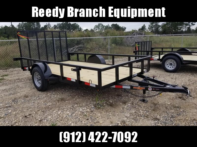 "2020 (76""X12') Down 2 Earth Utility Trailer"