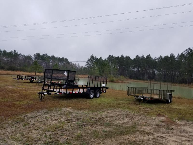"""2020 Down 2 Earth Trailers DTE7612G29 (76""""X12') Utility Trailer"""