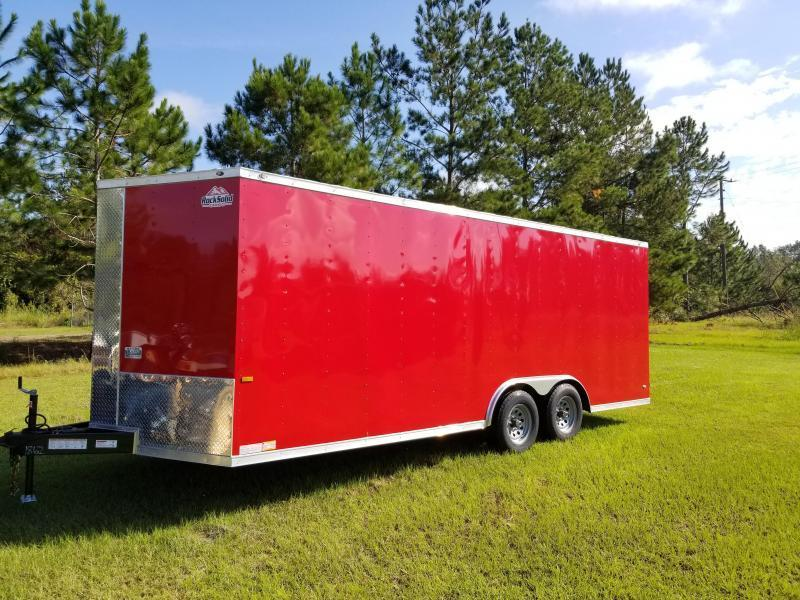 "ON SALE! New (2019) 82""x14' w/ Side Gate Down to Earth Utility Trailer"