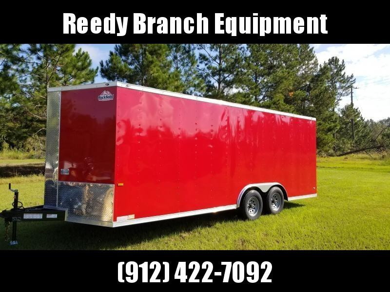2019 Down 2 Earth Trailers DTE7614UGA(OLIVE DRAB)(SIDE RAMPS) Utility Trailer