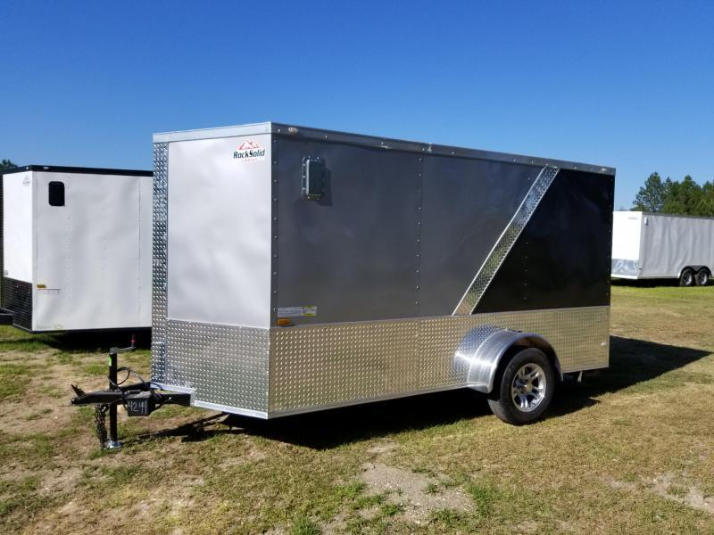 New 7x14 Down 2 Earth Dump Trailer (2' Sides)
