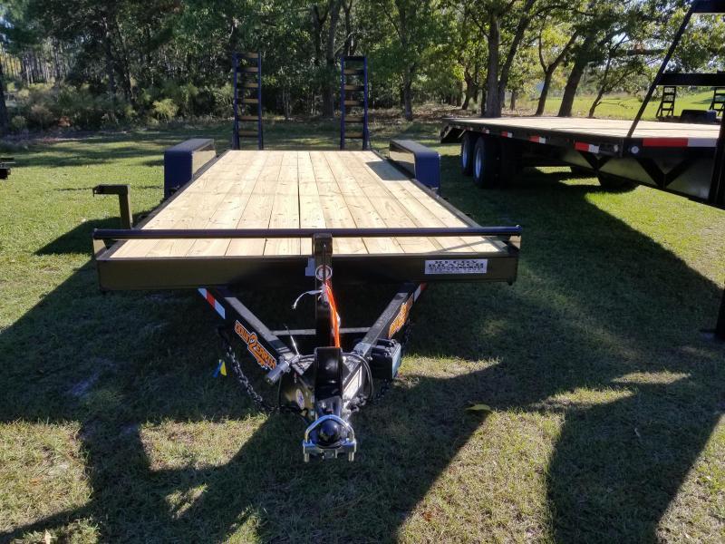 """2020 82""""x20' (14K GVWR) Down 2 Earth Equipment Trailer"""